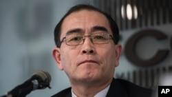 Thae Yong-ho, es el desertor norcoreano de más alto rango en casi 20 años.