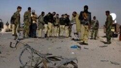 حمله هواپیماهای بی سرنشین آمریکا در پاکستان