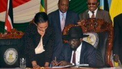 South Sudan Ceasfire Must Hold