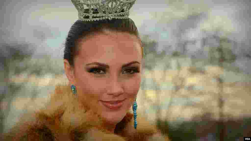 Королева красоты