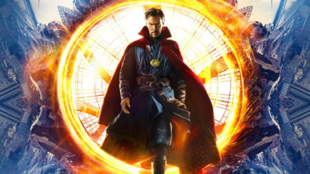 Doctor Strange Nomor Satu Box Office Akhir Pekan