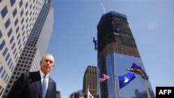Thị trưởng thành phố New York Michael Bloomberg