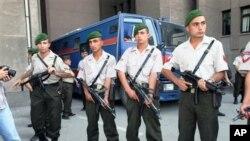 نئے قانون کے تحت ترکی میں 23 مبینہ شدت پسندوں کی رہائی