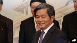 Bộ trưởng Kế hoạch Đầu tư Việt Nam Bùi Quang Vinh.