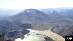 Вулканическая угроза на Аляске