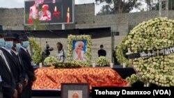 Sirna awwaalchaa Aadde Abbabachi Goobanaa, Finfinnee, Adoolessa 6, 2021