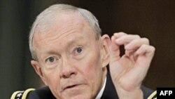Новий голова Об'єднаного комітету начальників штабів збройних сил США Мартін Демпсі.