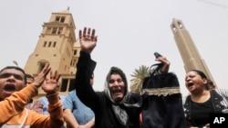 埃及基督教堂基督徒与穆斯林发生致命冲突