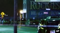 Store Shootings Detroit