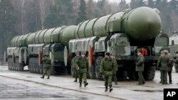 Ракетный комплекс стратегического назначения «Тополь-М»