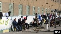 زندان رجایی شهر کرج - عکس از ایسنا