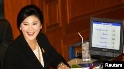 泰國總理英祿