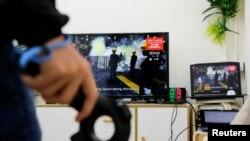 ჰონგ-კონგის მოვლენებზე ვიდეოთამაში შეიქმნა