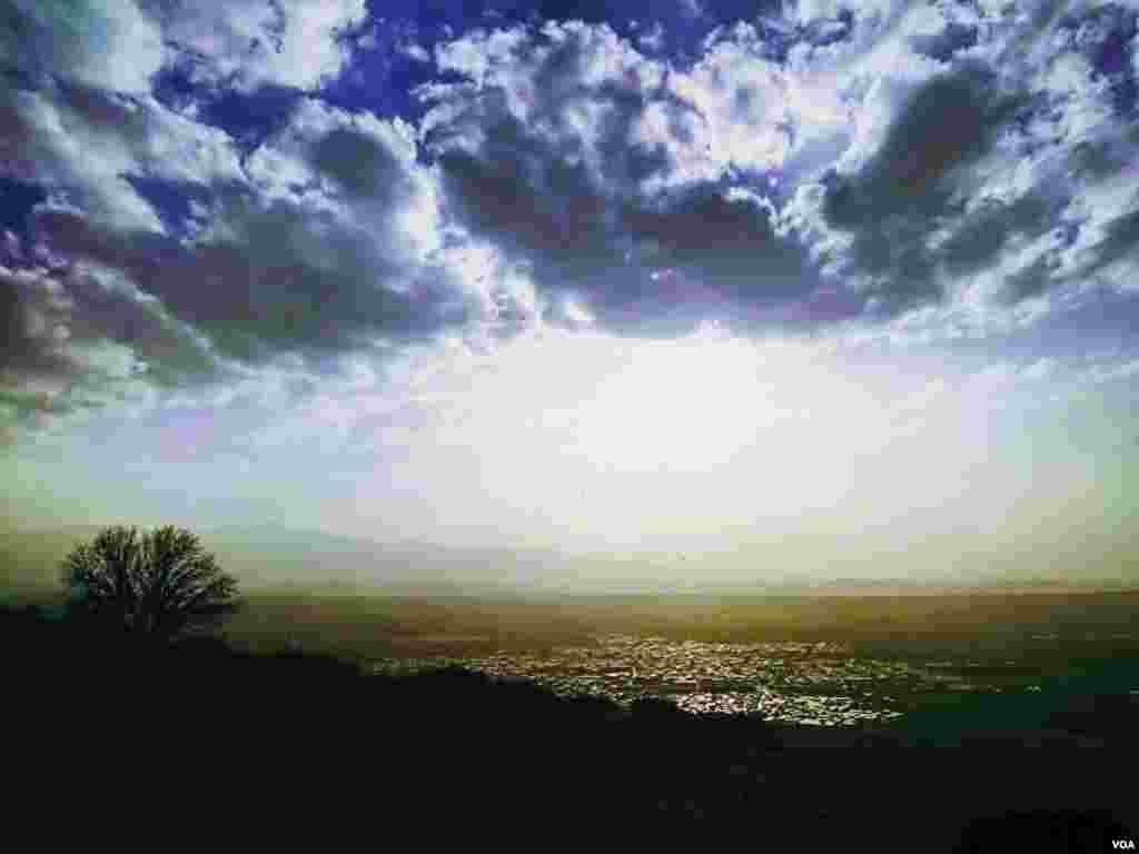 طبیعت منطقه اورامانات در استان کرمانشاه عکس: (ارسالی شما)