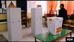 Macedonia elections