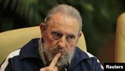 Ông Fidel Castro rất ít xuất hiện trước công chúng