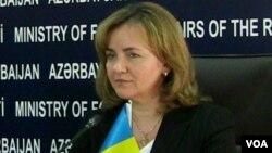 Moldova xarici işlər naziri Natalya German