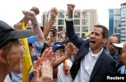 委內瑞拉駐美國武官叛離馬杜羅政權 呼籲軍人不打平民