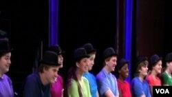 Učesnici programa teatra Arena Stage