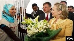 Sekretè Deta Ameriken an Hillary Cinton