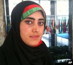 Maryam Duraniy Afg'onistonda ayollar haq-huquqlarini himoya qilmoqda