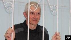 Cựu vua dầu hỏa và lãnh tụ đối lập Nga Mikhail Khodorkovsky.