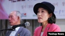 박선영 물망초 이사장 (자료사진)