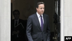 Прем'єр-міністр Великобританії Дейвід Камерон