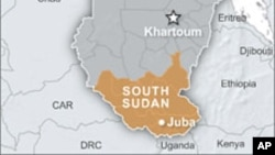 Rebels in South Sudan say they will lay down their arms and hand over dozens of vehicles to the South Sudanese authorities.
