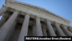 Zgrada Vrhovnog suda u Washingtonu (Foto: REUTERS/Jonathan Ernst)