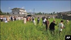 اسامہ بن لادن کا آخری مسکن: ایبٹ آباد