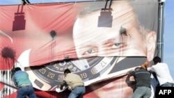 Lübnanlı Ermeniler Erdoğan'ı Protesto Etti