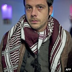Fransız foto muhabir Remi Ochlik