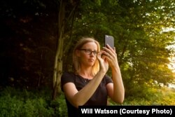 University of Vermont researcher Laura Sonter led a team that successfully used social media images — including selfies — to measure the use and value of outdoor recreation on public lands.
