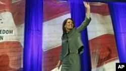 Michele Bachmann na Conferência Fé e Liberdade