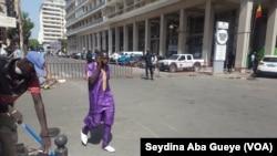 Igice c'umurwa mukuru Dakar wa Senegal