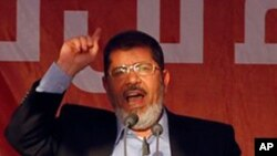Prezida Mushasha w'Igihugu ca Misiri, Mohamed Morsi