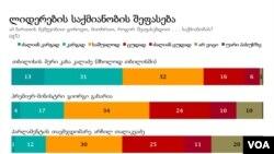პოლიტიკური ლიდერების საქმიანობის შეფასება NDI