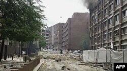 Oslo, një shpërthim i fuqishëm trondit selinë e qeverisë norvegjeze