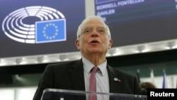 Kepala urusan Luar Negeri Uni Eropa, Josep Borrell