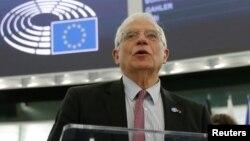 Kepala Kebijakan Luar Negeri Uni Eropa, Joseph Borrell