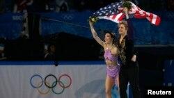 El desempeño en Sochi de Maryl Davis y Charlie White fue impecable.