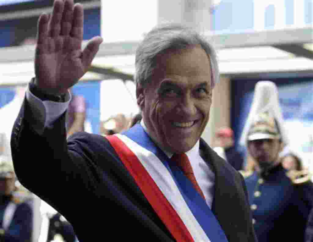 Chile: Sebastian Piñera