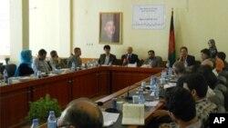'هدف جامعه جهانی توانمند ساختن افغان ها درحکومت داری است'