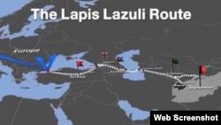 Lapis-Lazuli dəhlizi