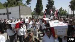 5 të vrarë nga forcat siriane të sigurisë në sulmet kundër disidentëve