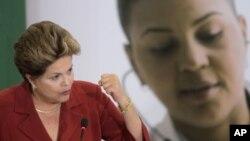 La presidenta de Brasil, Dilma Rousseff, visitará Washington en el próximo mes de octubre, un viaje que se mantiene según lo planeado.