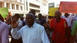 ZimPlus: European Union, Zimbabwe Relations Degenerate Over 'Abducted' Itai Dzamara, Thursday, May 21, 2015