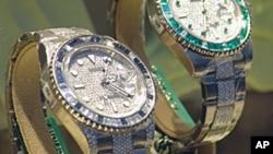 奢侈名表Rolex