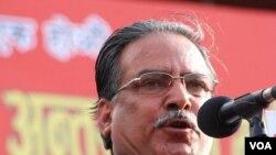 Pemimpin Maois Nepal, mantan Perdana Menteri Pushpa Kamal Dahal atau dikenal dengan nama Prachanda, mengatakan akan mengambil alih posisi PM.